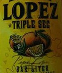 Pepe Lopez Triple Sec 750ml - Case of 12